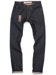 Made in USA Men's American Selvedge Denim Jeans.
