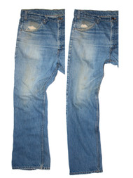 Denim tailor: tapered jeans alterations