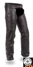 Stampede FIM835NOC Unisex Jean Style Chap |First Manufacturing