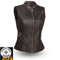 Fairmont FIL512NOC Ladies Vest | First Manufacturing