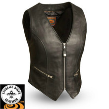 Montana FIL515CSL ladies Motorcycle vest | First Manufacturing