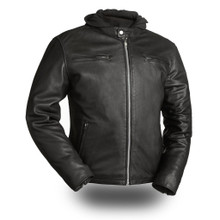 Street Cruiser FIM248CCBZ Men's Leather Jacket | First Manufacturing