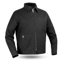 Men's Canvas Motorcycle Jacket FIM252CNVS | First Manufacturing