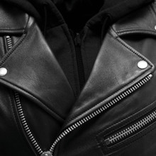 Ryman - Ladies leather Jacket FIL198SDMZ | First Manufacturing