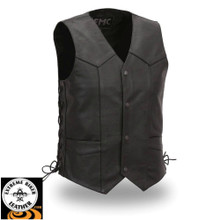 Carbine FMM602BM Men's Side Lace Classic Vest | First Manufacturing