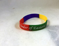 Order of the Eastern Star Silicone Bracelet