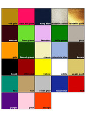 Twill Colors