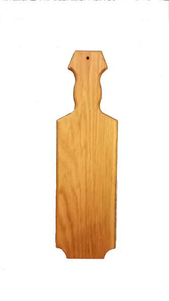 22 Inch Oak Oiled Paddle- Finished