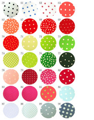Polka Dots/Checker Board Fabric