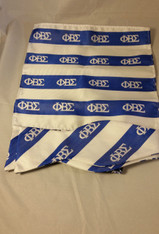 Phi Beta Sigma Fraternity Bow Tie and Pocket Square Set