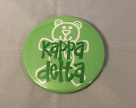 Kappa Delta Sorority- Symbol Button – Large
