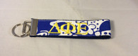 Delta Phi Epsilon Sorority Key Fob