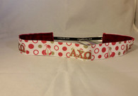 Alpha Chi Omega Sorority Headband