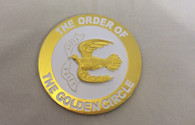 The Order of the Golden Circle Car/Auto Emblem