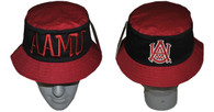 Alabama A & M Bucket Hat- Style 1