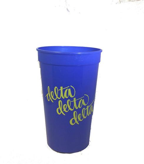 Delta Delta Delta Sorority Cup
