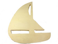 Sailboat Symbol Board- Small