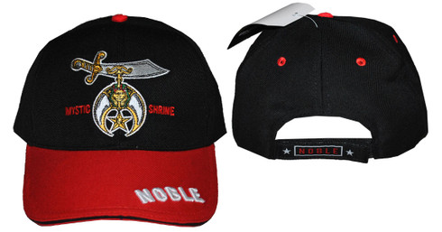 Noble Shriner Hat