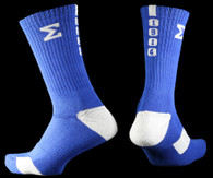 Phi Beta Sigma Fraternity Dry Fit Crew Socks