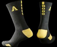 Alpha Phi Alpha Fraternity Dry Fit Crew Socks