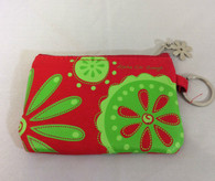 Alpha Chi Omega Sorority Coin Purse