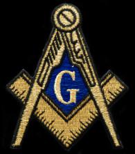 Mason Masonic Emblem- Gold