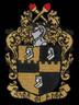 Alpha Phi Alpha Fraternity Emblem- 2 7/8 Inches