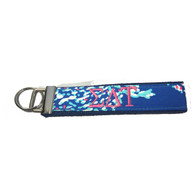Sigma Delta Tau Sorority Key Fob
