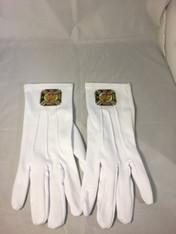 Mason Masonic Knights Templar Gloves