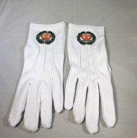 Order of the Eastern Amaranth Symbol Gloves
