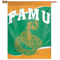 Florida A &M FAMU Flag