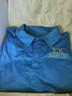 Sigma Chi Fraternity Dri-Fit Polo- Blue