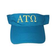 Alpha Tau Omega Fraternity Visor