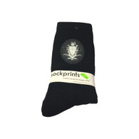 Pi Kappa Alpha PIKE Fraternity Ribbed Crew Socks-Crest