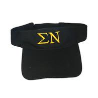 Sigma Nu Fraternity Visor