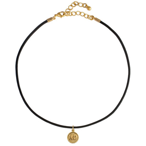 Alpha Phi Sorority Choker Necklace