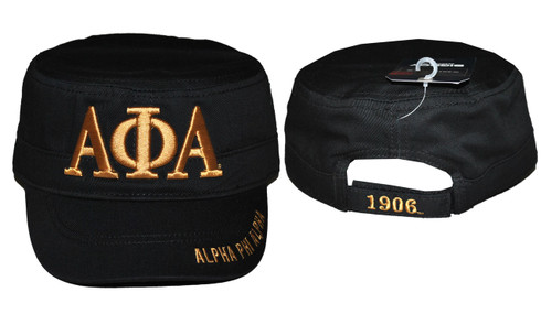 Alpha Phi Alpha Fraternity Captain's Hat