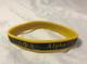 Alpha Phi Alpha Fraternity Two-Tone Silicone Bracelet