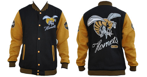 Alabama State University Fleece Jacket- Style 2