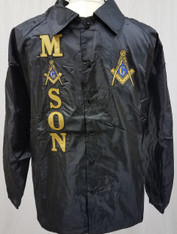 Mason Masonic Line Jacket-Black