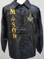 Mason Masonic Line Jacket-Black