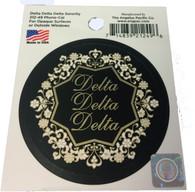 Delta Delta Delta Tri-Delta Sorority Phone-Cal