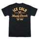 Alpha Phi Alpha Fraternity Foil Print Shirt-Back