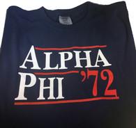 Alpha Phi Sorority Political Shirt