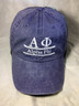 Alpha Phi Sorority Hat- Purple