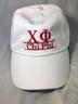 Chi Phi Fraternity Hat- White