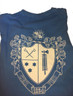 Chi Phi Fraternity Comfort Colors Shirt-Blue-Back