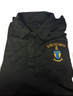 Alpha Tau Omega Fraternity Dri-Fit Polo- Crest