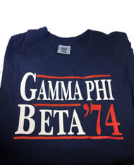 Gamma Phi Beta Sorority Political Shirt
