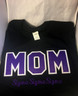 Shirt Inspiration- Sigma Sigma Sigma Tri-Sigma Sorority Mom Shirt